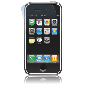Gelaskins iPod Touch 2nd Gen GelaSkin Crystal Clear