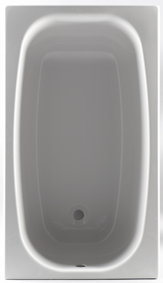 Gem small bath 1200 x 700mm review compare prices buy for Small baths 1200