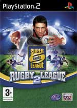 Super League Rugby League 2 - Playstation 2 Game - CLICK FOR MORE INFORMATION