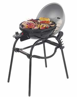 george foreman baby wheel it grill it bbq 10563