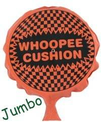 Giant Whoopee Cushion - Self Inflating