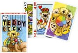 Piatnik Playing Cards - The Teddy Bear single deck