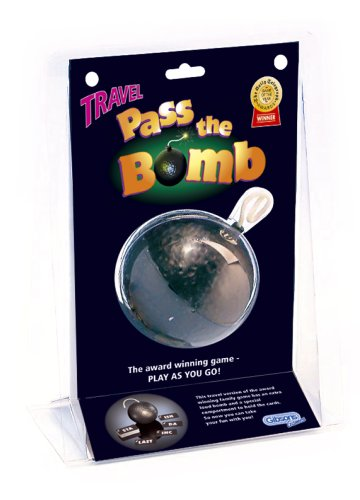 Gibsons Games Travel Pass the Bomb product image