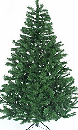 Gift 4 All Occasions 1.2m Christmas Tree Green 230 Pines Artificial Tree with Metal Stand
