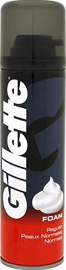 Gillette, 2041[^]10088025 Series Protection Shaving Gel 200 ml