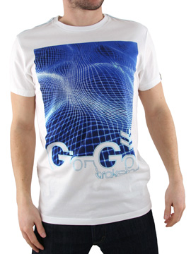 Gio Goi White Thorax T-Shirt product image