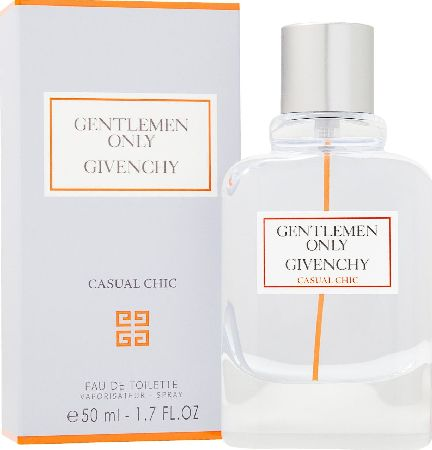 Givenchy, 2102[^]0138379 Gentlemen Only Casual Chic edt