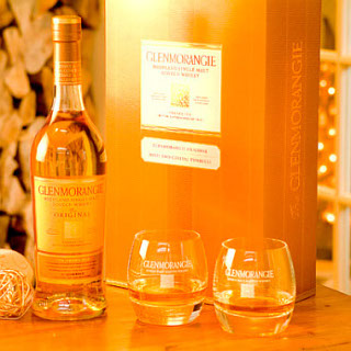 Glenmorangie 10 Year Old the biggest selling malt in Scotland comes presented in a stylish wooden gi - CLICK FOR MORE INFORMATION