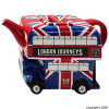 Union Jack Bus 4 Cup Teapot