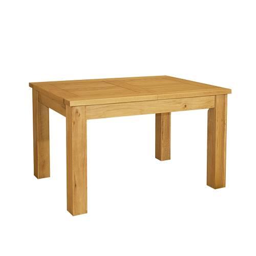a small pine table : gloucester oak furniture gloucester oak small extending table 909 701 from www.comparestoreprices.co.uk size 500 x 500 jpeg 12kB