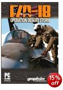 GMX media FA-18 Operation Desert Storm PC