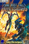 GMX media One Must Fall Battlegrounds PC