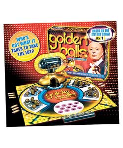 Golden Balls Electronic Board Game