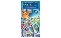 : Cotswold Mountain Bike Routes Map