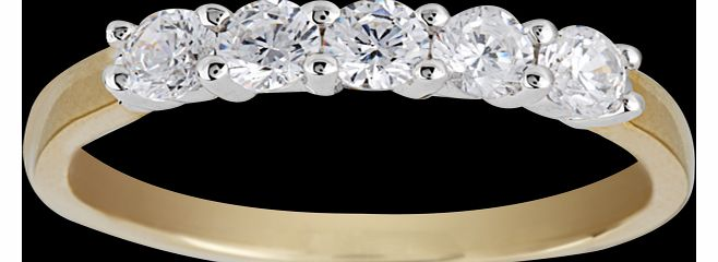 Goldsmiths Canadian Ice 0.50 total carat weight brilliant