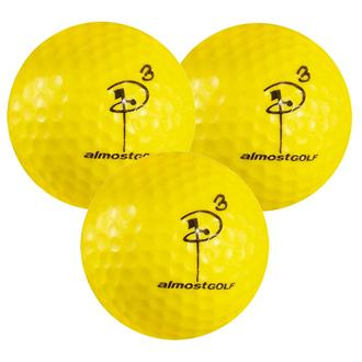 Almost Golf Practice Golf Balls (10 Pack)