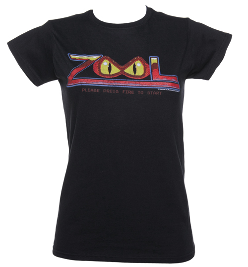 Ladies Zool Logo T-Shirt from Good Times Tees