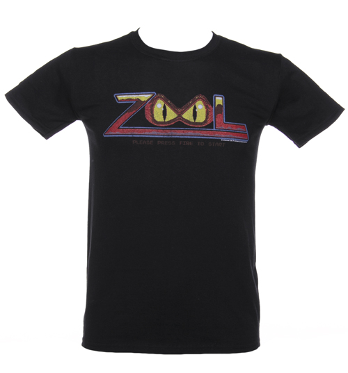 Mens Zool Logo T-Shirt from Good Times Tees