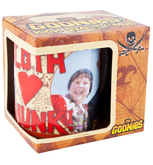 Sloth Loves Chunk Mug