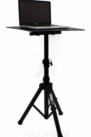 Gorilla Stands Gorilla Height Adjustable Universal DJ Laptop Table Projector Mixer Decks Stand product image