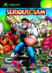 Serious Sam for Xbox - CLICK FOR MORE INFORMATION