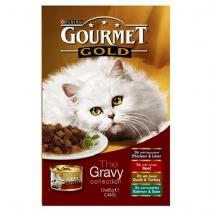 Gourmet Solitaire Cat Food Duck Prices