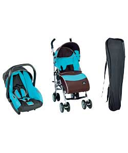 Graco Century Travel System