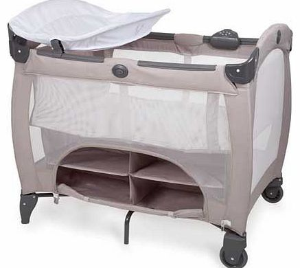 graco contour electra travel cot instructions
