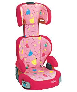 Disney Princess Car Seats Uk