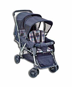 Graco Duo Lxi Push Chair Review Compare Prices Buy Online