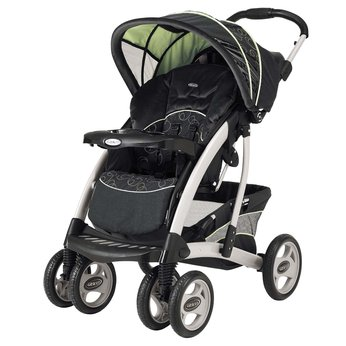 Rose Gold Watch Graco Quattro Tour Travel System Stroller