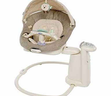 Graco Sweetpeace Baby Swing - Dream - review, compare ...