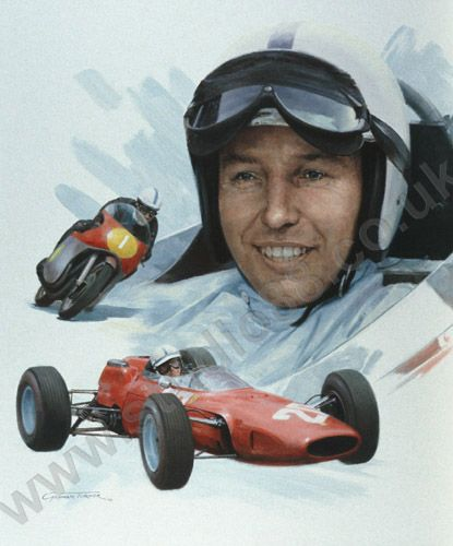 John Surtees Net Worth
