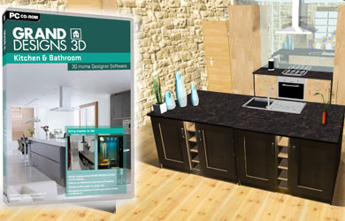 Grand designs 3d kitchen and bathroom review compare for Grand designs 3d bathroom kitchen