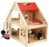 Complete Doll House Set