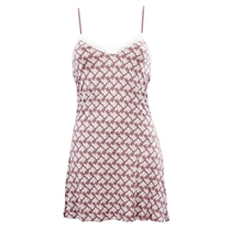 great plains Jersey Printed Chemise Pink