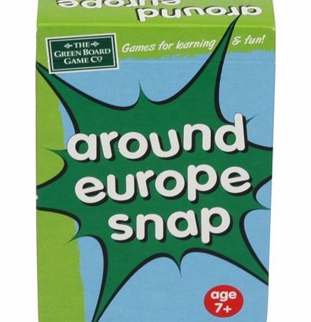 Around Europe Snap - CLICK FOR MORE INFORMATION