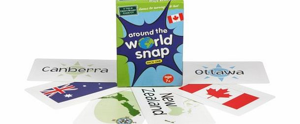 Around the World Snap - Pack 1 - CLICK FOR MORE INFORMATION