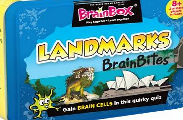 brainbites landmarks - CLICK FOR MORE INFORMATION