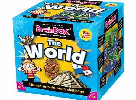 BrainBox - All Around the World - CLICK FOR MORE INFORMATION
