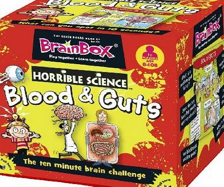 BrainBox Blood and Guts Game - CLICK FOR MORE INFORMATION