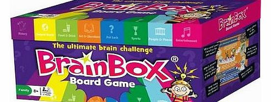 BrainBox Board Game - CLICK FOR MORE INFORMATION
