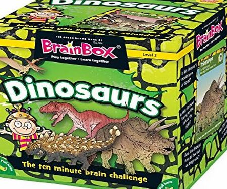BrainBox Dinosaurs Game - CLICK FOR MORE INFORMATION