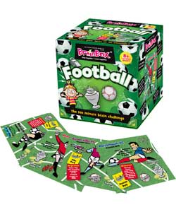 Brainbox Football Quiz Game - CLICK FOR MORE INFORMATION