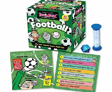 BrainBox: Football - CLICK FOR MORE INFORMATION