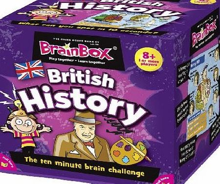 BrainBox: History - CLICK FOR MORE INFORMATION