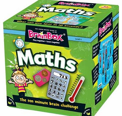 BrainBox Maths - CLICK FOR MORE INFORMATION