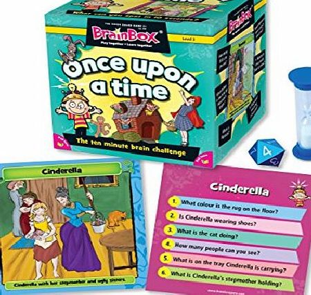 BrainBox Once Upon A Time Game - CLICK FOR MORE INFORMATION