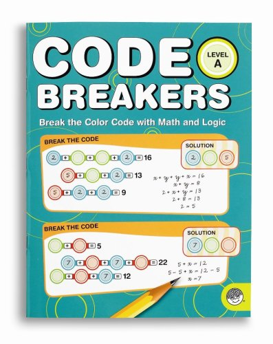 Code Breakers Level A - CLICK FOR MORE INFORMATION