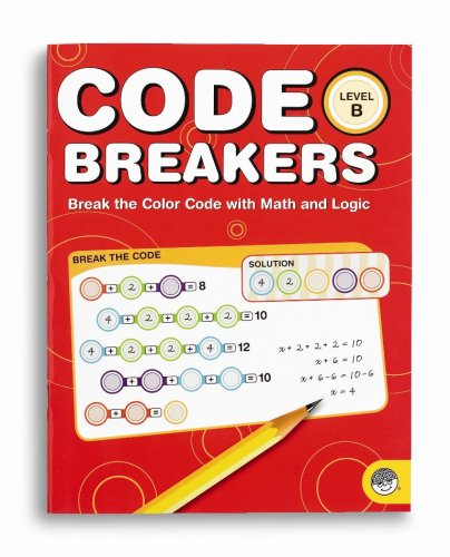 Code Breakers Level B - CLICK FOR MORE INFORMATION